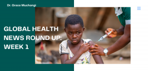 Global Health News Round Up